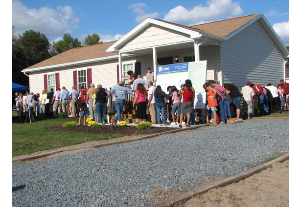 Sussex County Habitat For Humanity September 11 National