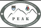 Pre-positioned Expeditionary Assistance Kits (PEAK)