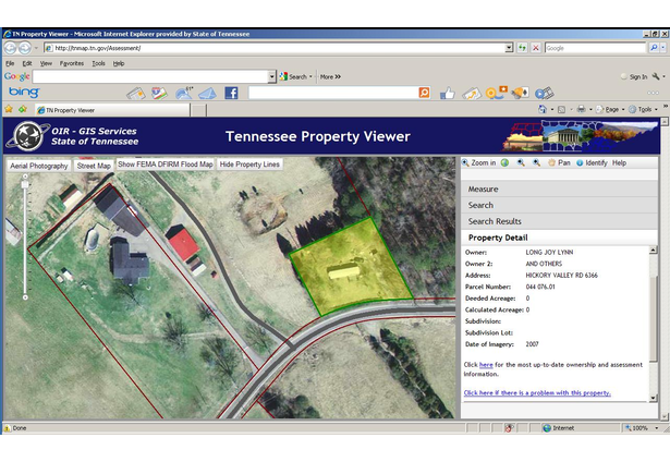 Tn Property Viewer Map Tennessee Property Viewer | Apps for Communities Tn Property Viewer Map