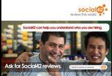 Social42: Creating Entry-Level Job Opportunities through Highly-Accessible Professional Reviews