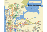 New York Subway daily simulation