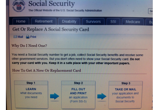 HOW DO I GET A SOCIAL SECURITY CARD? | Help Answer the Public's ...