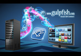 Gulpfish Social Job Connect for Samsung TV