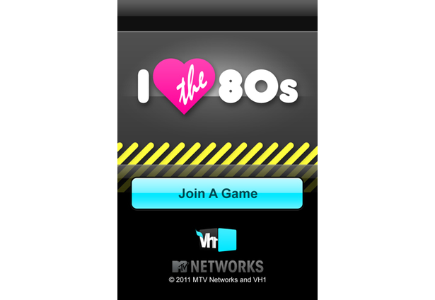 VH1 I Love the 80s Trivia | Samsung Free the TV Challenge