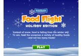 Food Flight Healthy Eating App and Online Game