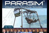 PARASIM - Virtual Reality Parachute Training Simulator