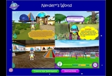 Nerdel's World-a 3D virtual world