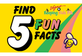 "Keeping Kids Fit ""Find 5 Fun Facts"""