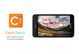 Catch Sketch for Samsung Add-on