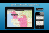 San Diego Parcel and Property Information App