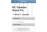 NY Yankees Quick Fix