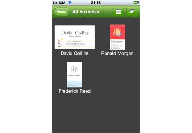 Cardful for evernote business card manager the evernote devcup cardful is a business card management app which has the worlds first full fledged integration with evernote reheart Gallery