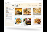 Evernote Visual Cookbook and Meal Planner