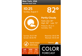 ClearWeather for iPhone