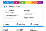 Health Design Challenge - The Patient Snapshot