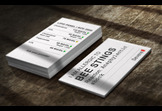 Business Card Medical Record