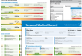 The Personal Medical Record PDF & Report Builder