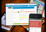 protoRx: medical record redesign for web, tablet, mobile and print