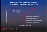 Examination of Treatment Fidelity to Promote Quality of Care for PTSD