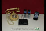 A Low Cost Personal Digital Telephone Assistant