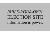 Custom Election Sites - Benefitting Voters AND Candidates