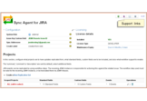 Sync Agent for JEMH on JIRA