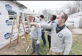People's Choice - Economic Opportunity - AmeriCorps: Rebuilding Together CapacityCorps MLK Week