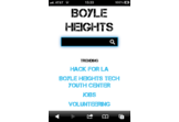 Boyle Heights Community Portal