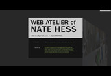 natehess.com - artist website