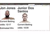 MMA Betting