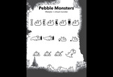 Pebble Monsters