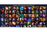 League Of Legends SoundBoard