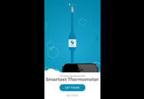 Kinsa, the world's smartest thermometer, is an easy way to track the progression of ill patients through the course of their illness