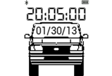 Ford Ranger Watchface
