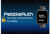 PebbleAuth - Two-Step Authentication for Pebble!