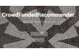 CrowdFundedRecommender