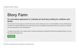 Story Farm:an innovative approach to cultivate art and storytelling - for children & adults