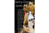 Danny green official app