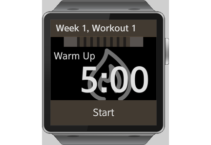 C25k The Couch To 5k In 9 Weeks Running Program