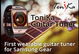 ToniKa Guitar Tuner