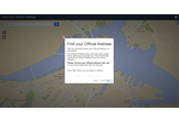 City of Boston Official Address Search