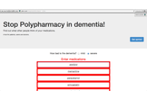 Stopping Polypharmacy