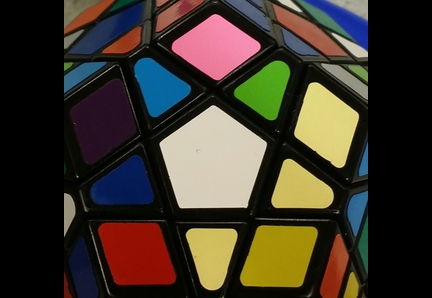how to solve a megaminx cube in hindi