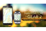 BackCountry Navigator for Gear 2