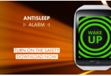 Anti sleep alarm