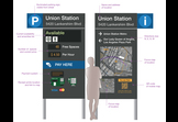 Parking Kiosks for Urban Wayfinding — Park Here L.A.