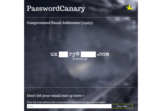 PasswordCanary