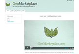 GenMarketplace - the market that makes getting family history help easy