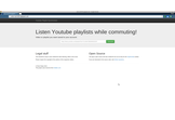 Youtube Playlist Synchronizer