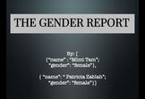 The Gender Report